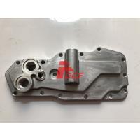 4D102 Oil Cooler Cover 6735-61-2220 For Excavator Diesel Engine Parts PC200-7