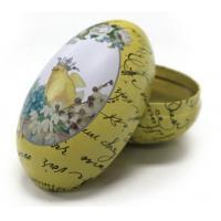Easter Chocolate Egg Tins 2016