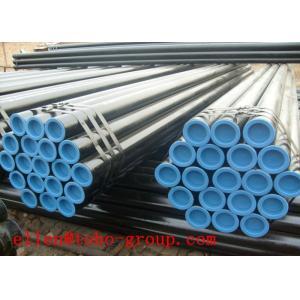 China ASME SA335 seamless alloy steel pipe on sale