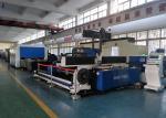 Round Tube & Sheet Laser Cutting Equipment 1000w / 1500w / 2000w