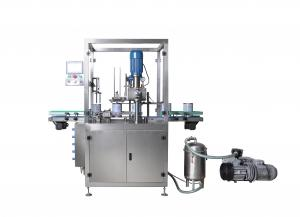 China Automatic Plastic Lid Capping Machine on sale