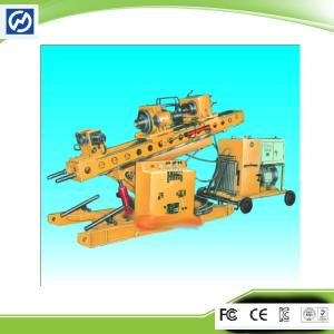China Coring Down-hole Hammer Adopted Borehole Drilling Rig for Hydrography Well on sale