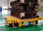 Ferry Railroad Hydraulic Lifting Transfer Cart For Industrial Field 1 Year Warranty