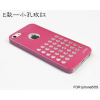 Cool Iphone Case Hot Pink Hard Plastic Cell Phone Cases For Iphone 5 Case