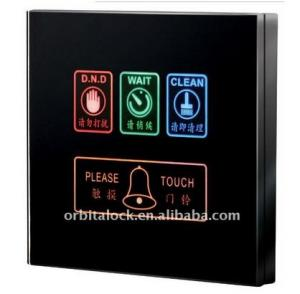 China 12V touch screen digital energy star multifunction smart switch on sale