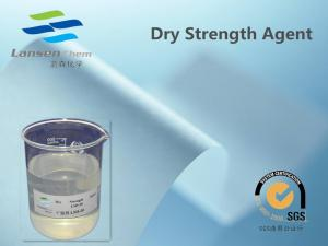 China Cationic Dry Strength Additives For Paper Making Chemicals CAS No 201-173-7 on sale