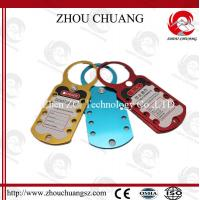 Customized Available Beatiful Durable Aluminum Alloy Hasps