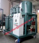 油圧オイルの製造プラント、高水内容オイルの脱水、真空の油純化器システムは、きれいな使用された円滑油オイル浄化します