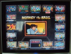 China new 15 in 1 casino gaming machine PCB on sale