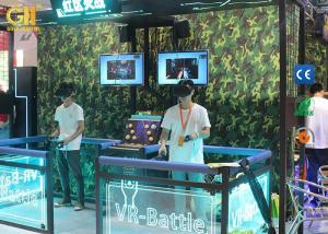 """China Interactive High ROI VR Game Machine With Two 32"""" Real - Time Display Screens on sale"""