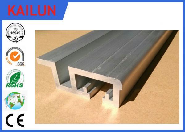 75 Mm Width Exterior Door Aluminum Threshold Replacement With 12 Mm