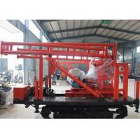 Durable Geological Drilling Rig Machine , Down The Hole Drilling Machine