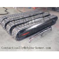 Tracked undercarriage with good price/Factory directly sell Tracked Undercarriage