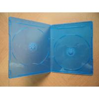 5MM  DOUBLE  BLUE RAY  DVD Case DVD box dvd cover (YP-D866H)