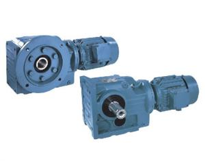 China Helical-Bevel Worm Gear Speed Motor For Crane Speed Reduction on sale