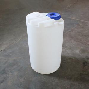 China Rotomolding Square chemical additional tank on sale