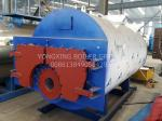 Printing Industry Oil Fired Steam Boiler Single Drum Oil And Gas Boiler