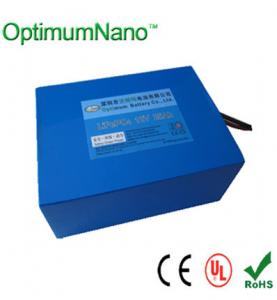 China lightweight Safety Lithium Iron Phosphate Batteries , IFR 32650 12V 25Ah lifepo4 Battery Pack on sale
