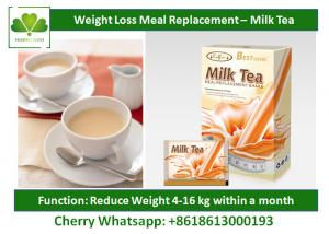 Quality High Nutritional Value Weight Loss Protein Shakes , Healthiest Meal Replacement for sale