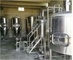 220V / 380V Commercial Fermentation Tanks Brewery Tanks SUS 304L For Brewing Beer