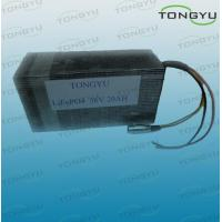 China 12S 36V 20Ah Lithium LiFePO4 Battery Pack For Electric Scooter, Electric Motorcycle on sale