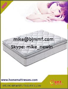 China China new design bedroom furniture king size Rolled Up health bagged spring mattress supplier