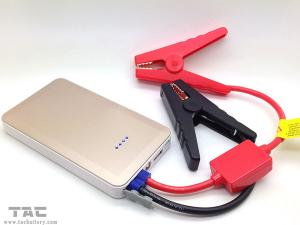 China 12V Multifunctional Pocket Jump Starter Small With LED Light on sale