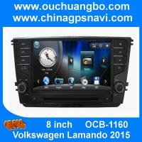 Ouchuangbo audio DVD navi radio stereo Volkswagen Lamando 2015 support Russian BT swc USB