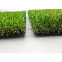Multifunction Environmental Synthetic Fake Grass Landscaping With 5 - 8 Years Warranty