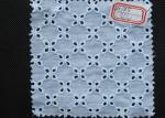OEM 100% écologique d'équilibre de dentelle d'oeillet de coton de Madame Garment/ODM CY-CX0105