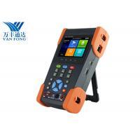 "IPC-3500 Plus Series CCTV Camera Tester 3.5"" Analog IP Camera Tester 48V POE Output"