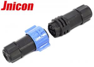 China Quick Lock IP67 Waterproof Connector , Industrial 2 Pole Waterproof Connector on sale