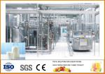 Comple Small Dairy And Milk Processing Plant CFM-C-1-3T/H SS304 Material