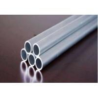 China Round Cold Drawn Aluminum Tube / Pipe With Mill Finish Surface Treatment on sale