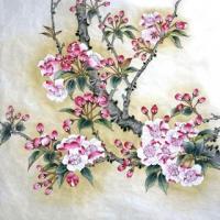 Fine Art Photos On Canvas Flower Painting