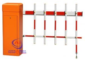 China Security 220v RS 485 Outdoor Intelligent Fence Barrier Gate For Parking Lot Management on sale