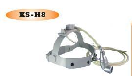 China Fiber Head light for surgical headlamp model KS-H8 E.N.T lamp ,3W head lamp, Surgery Room, Stomatology, veterinarian on sale