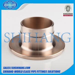 China copper nickel cuni 90/10 c70600 inner flange composite weld neck flange on sale