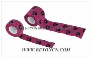 China Butterfly Non Woven Cohesive Flexible Bandage For Bandaging And Grooming on sale