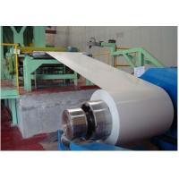 40 - 275 g/m2 Zinc Coating 700 -1250mm Width EN 10169 DX51D+Z Color Coated Steel Coil