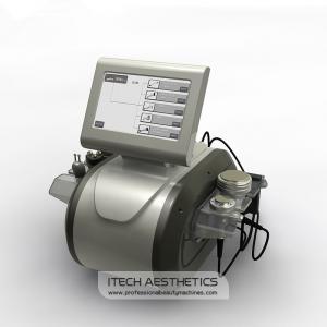 China Multipolar RF Ultrasonic Lipo Cavitation Machine , Fat Reduction Machine on sale