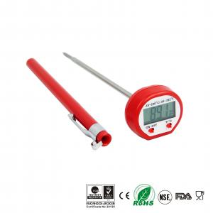 China C/F Switching Function Instant Read Digital Thermometer Protective Sheath Included on sale