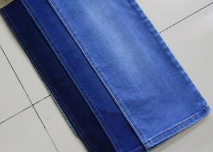 China 100% Visocose Rayon Denim Fabric For Jean , 1/3 Right Twill Woven Fabric on sale