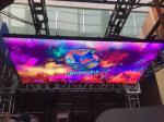 Audio Visual Indoor LED Video Walls DJ Booth 3.9mm LED Screem 1/16 Scan Driving