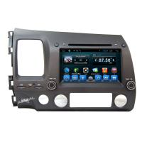 Wholesale Pure Android In Car Dvd Cd Player for Honda Civic (Left) Built in GPS Navigation