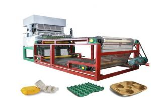China Custom Made Light Industry Projects Egg Tray Production Line 149.75kw on sale