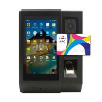 Best 5 inch Android Access Control Door with Lithium-polyment Battery Fingerpirnt Time Attendance  HF-A5