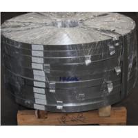 China Cutting Regular Spangle Hot Dip Galvanized Steel Strip on sale