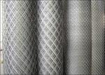 Bright surface Stainless Steel Expanded Metal  Mesh For Air Filter