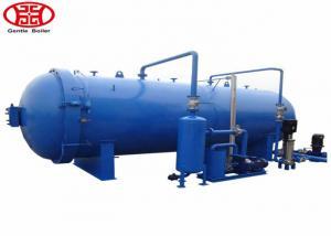 China ACQ CCA Wood Impregnation Machine With Vacuum Pressure Impregnation Process on sale